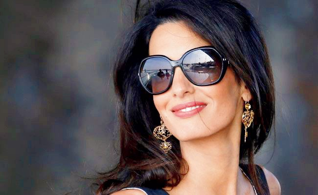 Image result for amal clooney  earrings styles